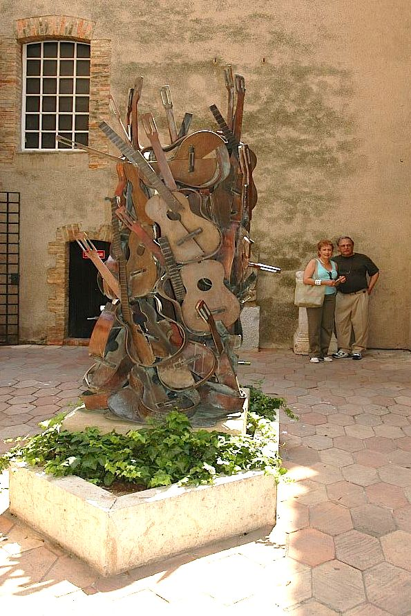 Antibes Picasso Museum I&D