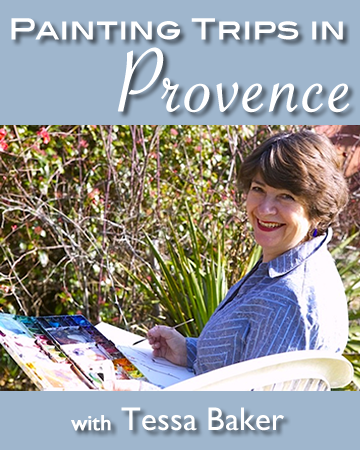 Painting Trips in Provence_newadvert