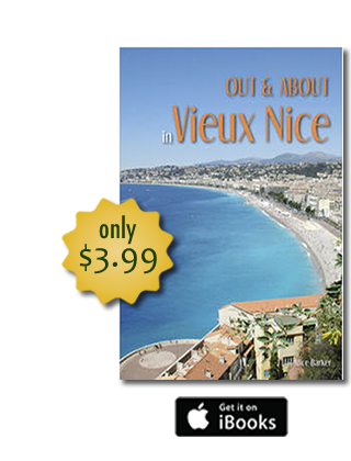 Out & About in Vieux Nice_Author